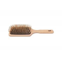 Holzborste Paddle Brush