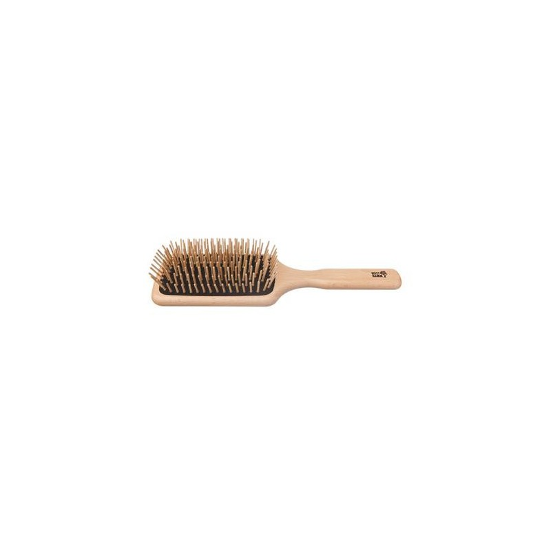 Holzborste Paddle Brush