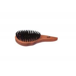 Haarpflegebürste Tropfenform